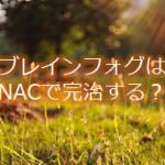 【体験談】NACを6週間飲み続けて気付いた5つのこと